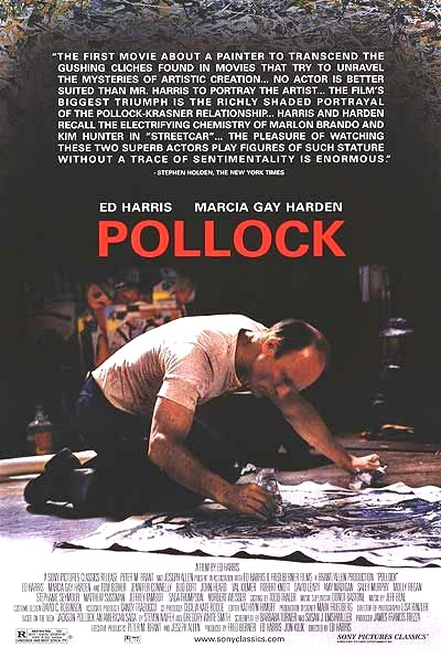 an analysis of pollock a film by ed harris Smola was referring to an analysis carried out by peter paul biro,  which was later used as the basis for the 2000 film, pollock, starring ed harris.